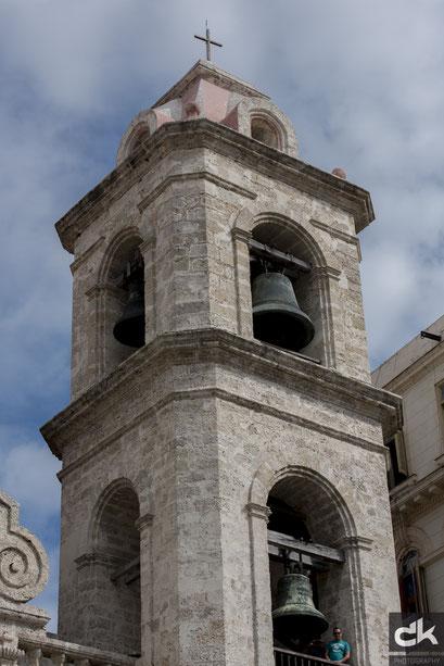 Turm der Kathedrale von Havanna