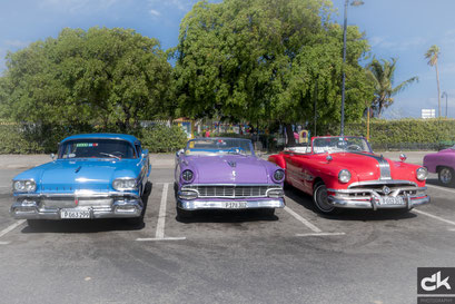 Die legendären kubanischen Autos