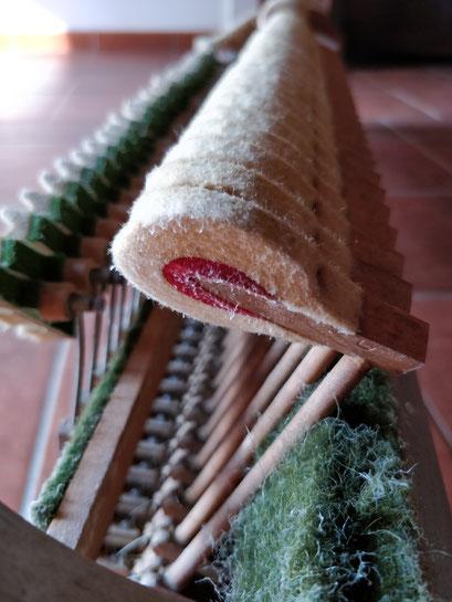 pianoforte d'epoca da restaurare