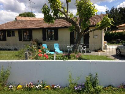 Le Teich, Bassin Arcachon Tourisme - Holidays rental Vacances  sous le catalpa Mrs Thiriez