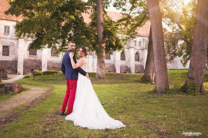 Mariage Abbaye Royale du Moncel