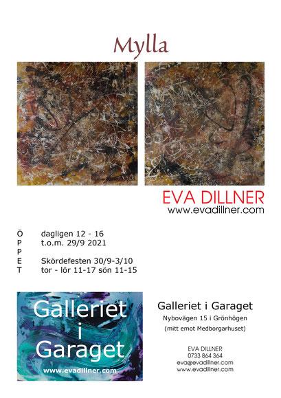 Mylla. Galleriet i Garaget 4/8-3/10 2021