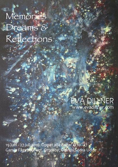 Memories, Dreams & Reflections, Gezelius Paviljong 2016