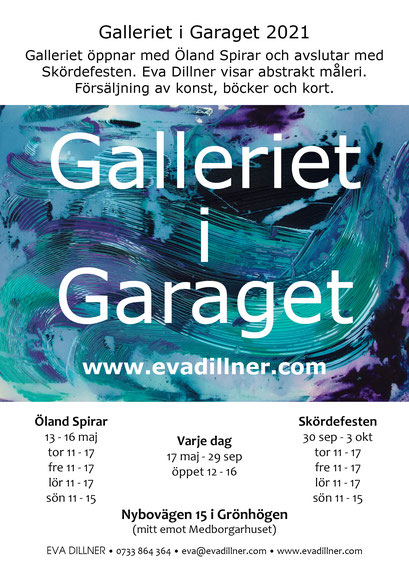Galleriet i Garaget 2021