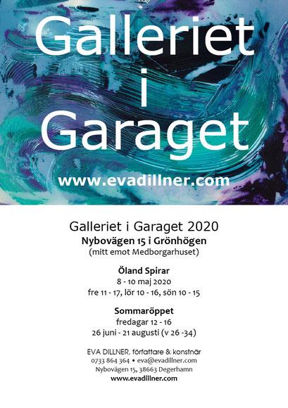 Galleriet i Garaget 2020