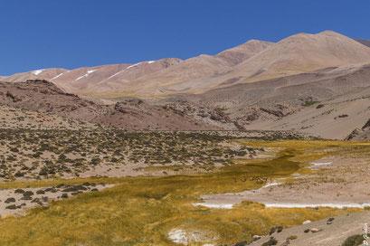 Die bunte Bergwelt La Riojas