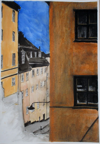 Stockholmer Häuser - verkauft
