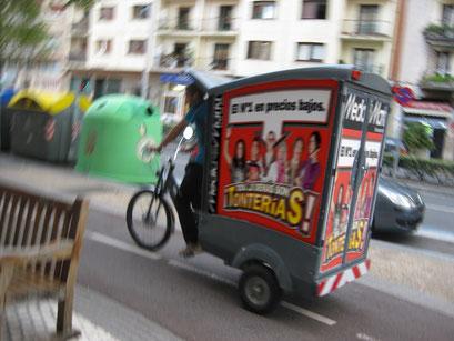 Tricycle Mensajeria Urbana