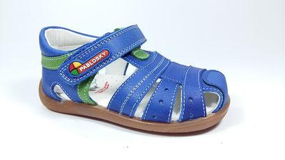 Zapato tenis sandalia Pablosky en Baybú Tenerife
