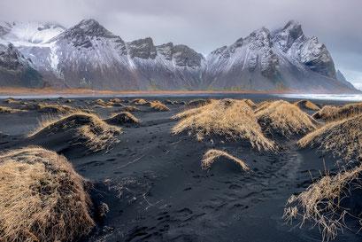 Vestrahorn, southcoast - Iceland © Jurjen Veerman