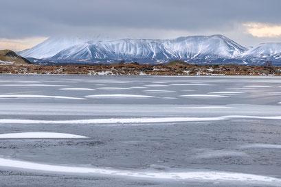 Lake Myvatn - Iceland © Jurjen Veerman