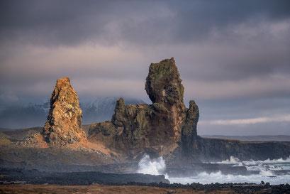 Djúpalónssandur, Snaefellsnes - Iceland © Jurjen Veerman