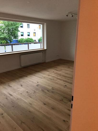 Parkett Landhausdiele Eiche geölt Restposten München