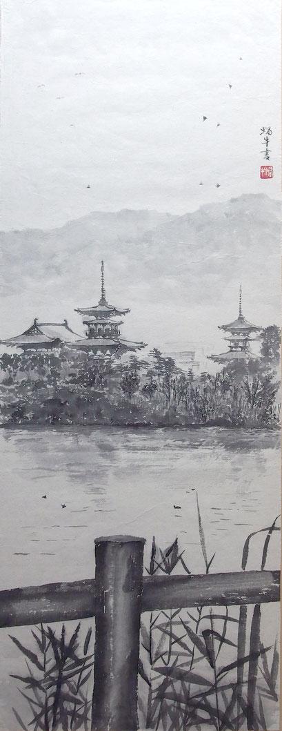 奈良県 薬師寺(Yakusi-Temple