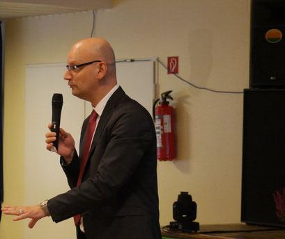 Kristaps Grasis, Eiropas Latviešu apvienības prezidija priekšsēdis