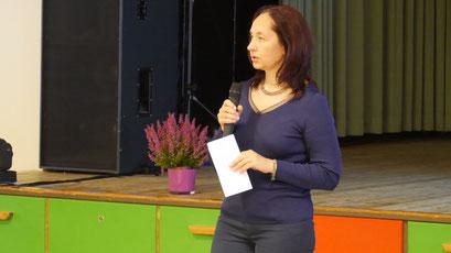 Vinija Folkmane, Berlīnes Latviešu bērnu un kultūras biedrība
