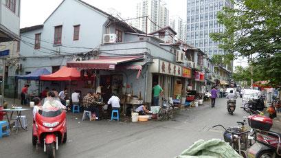 Shanghai Laoximen - meine Nachbarschaft