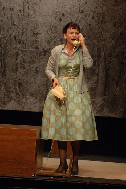 Mrs. Ralston, Die Mausefalle
