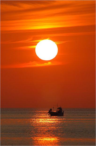 Retour de Pêche - Côte Vermeille