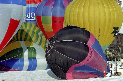 Montgolfières - Ballons à Air Chaud