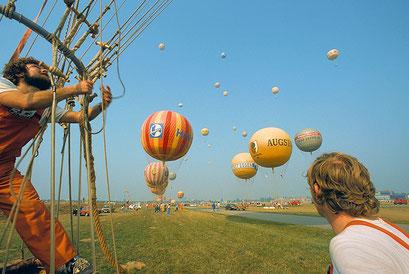 Charlière - Ballon à Gaz
