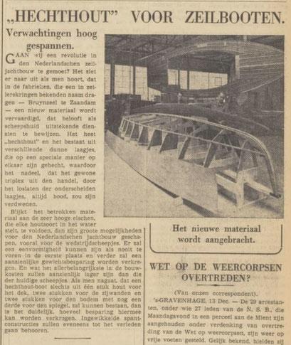 Christelijk sociaal Dagblad , 11 dec. 1939