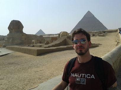 Mit Norbert Schneider Trio in Kairo