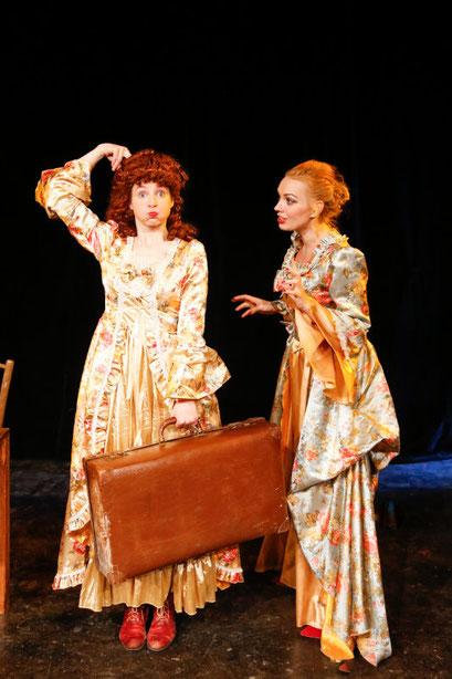 Die Rose des Kaisers Oper@Tee (c) Barbara Palffy
