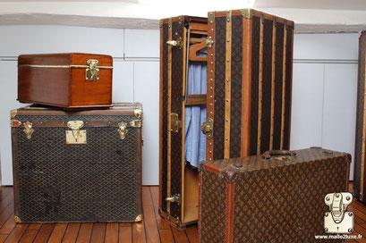 Vendre votre malle goyard moynat et Louis Vuitton