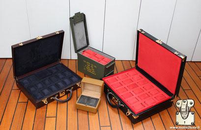 custom made in France jewelry box