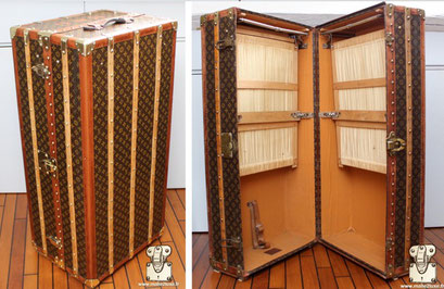 Easily sell your Louis Vuitton wardrobe trunk 6000 euros