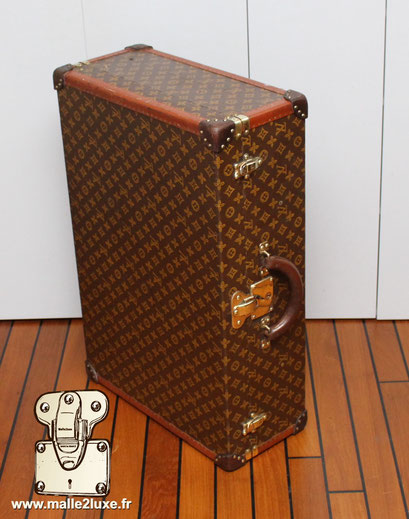 Louis Vuitton suitcase estimate 500 euros easily sell at the best price