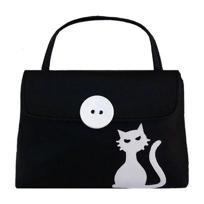 Bolso / bossa Ester Cat White
