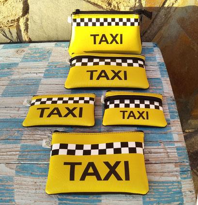 Monederos y complementos Taxi