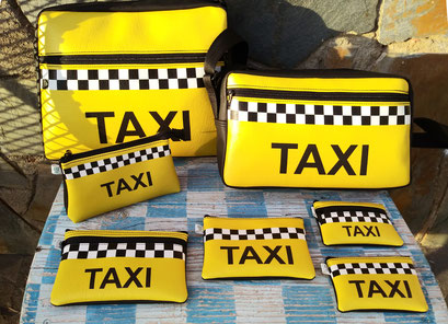 colecciön Taxi