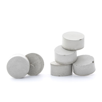 Concrete Cylinder Ornament by PASiNGA