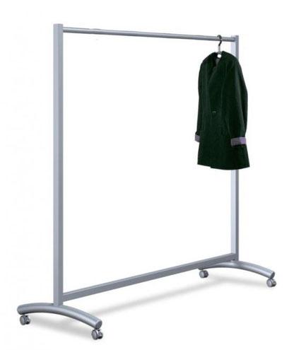 Reihengarderobe, Garderobenständer- zu finden im Katalog S. 990 lagerconsulting.at