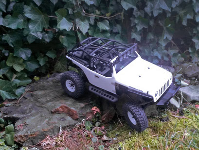 R.E.C.O.N. certified  |  Thomas' Jeep G6