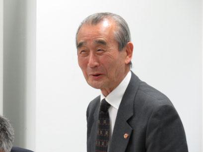 関口昌男先輩理事(S37卒)