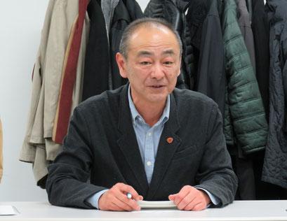小室吏六大学活性化委員会リーダー(S59卒)