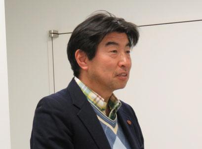 住吉秀実さん-六大学活性化委員会(S61卒)