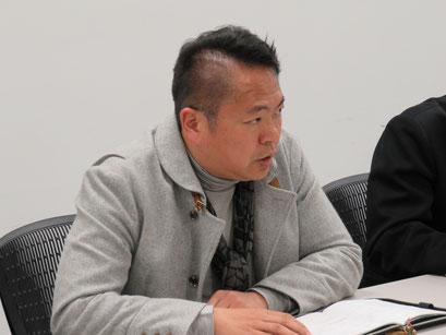 関西支部中村勇一さん(S63卒)