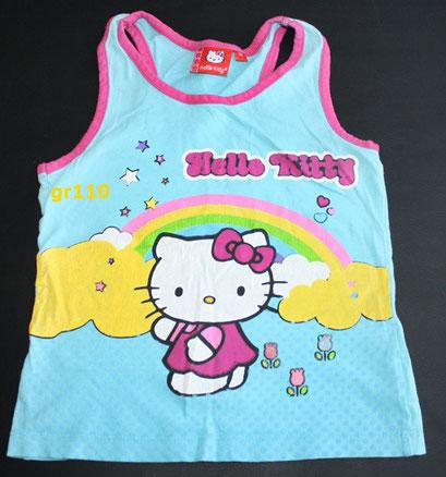 Art.1.22.112 hello Kitty 4chf , als ärmelloses Shirt oder Unterhemdli zu tragen.