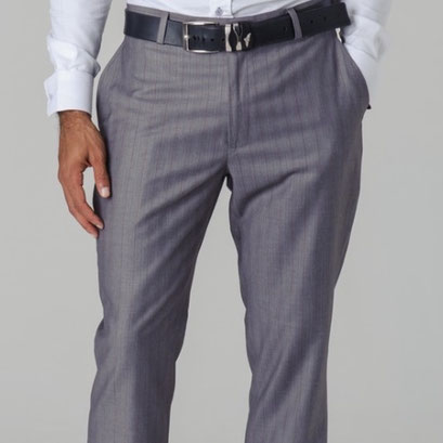 retouche sur taille pantalon de costume
