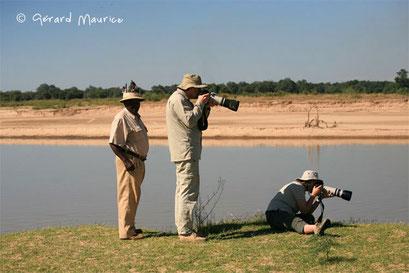 South Luangwa - Zambie mai 2009