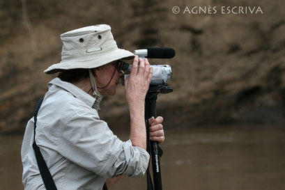 Mother, l'aventurière - Masaï Mara, février 2007