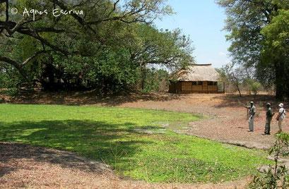 Camp de Bilimungwe - South Luangwa - Zambie nov 2005