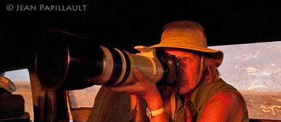 Un soir, une lumière de folie, Masaï Mara août 2010