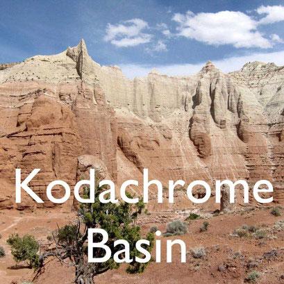 Wohnmobilreise USA Südwesten Kodachrome SP  Reiseblog