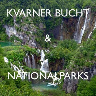 Kroatien Reisebericht Kvarner Bucht & Nationalparks Reiseblog
